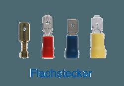 Flachstecker