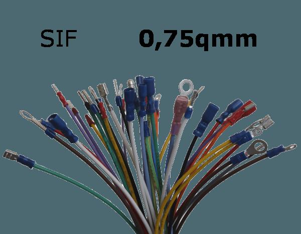 SIF-0,75qmm-konfektioniert