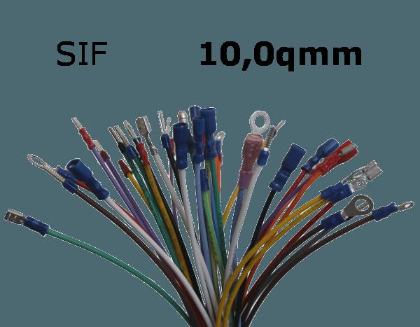 SIF-10,0qmm-konfektioniert