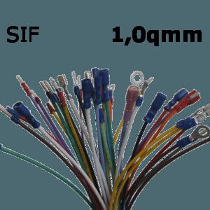 SIF-1,0qmm-konfektioniert