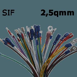 SIF-2,5qmm-konfektioniert
