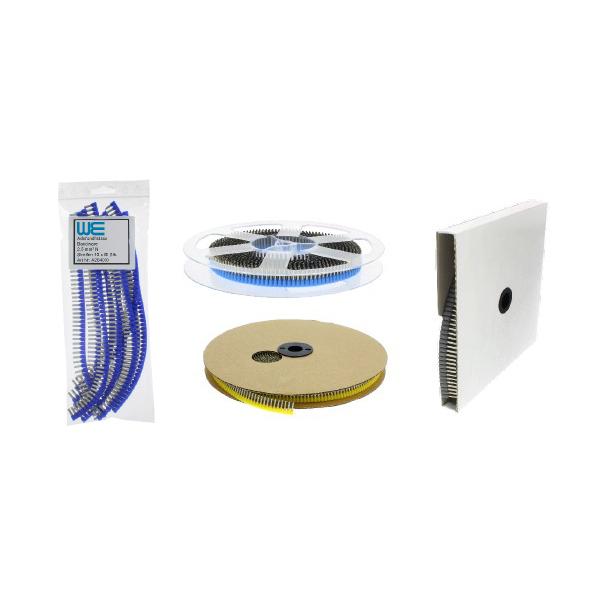 Aderendhülsen-mit-Kragen-Bandware