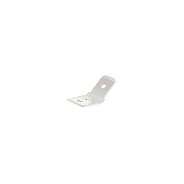 Geräte-Flachstecker mit Schweißanschluss